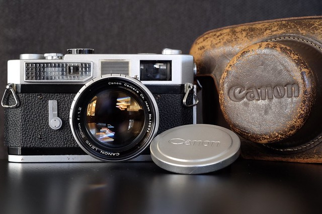 Canon 7 Model
