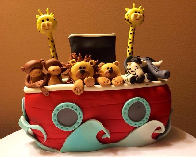 Cake by Sabz Cakes