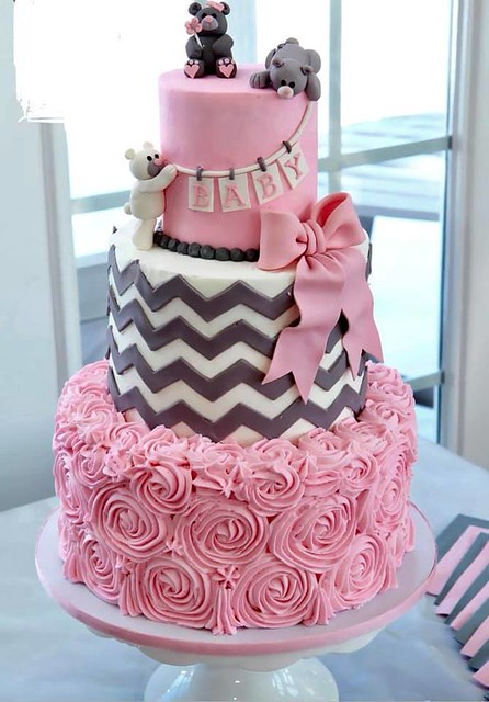 Cake by D'orville Cakes