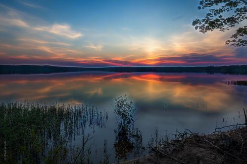 2019 brian june mark fallslake photowalk sunrise water