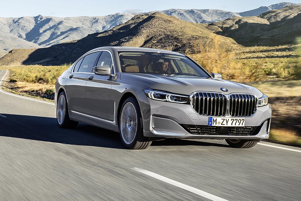 全新BMW 7系列 (10)