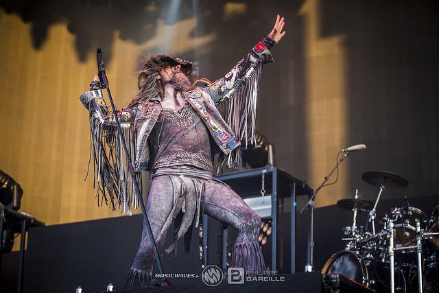 Rob Zombie @ Knotfest 2019, Paris | 20/06/2019