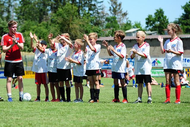 HSV Fussballschule - Wochenendcamp in Bernshausen vom 29.06.2019 bis 30.06.2019