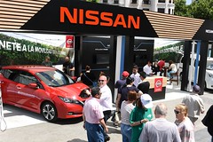 Stand Nissan 10