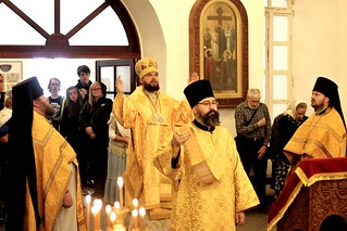 30.06.2019 | Божественная литургия в Юрьевом монастыре