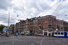 Kruispunt Marnixstraat - Rozengracht
