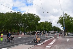 Kruispunt Marnixstraat - Elandsgracht