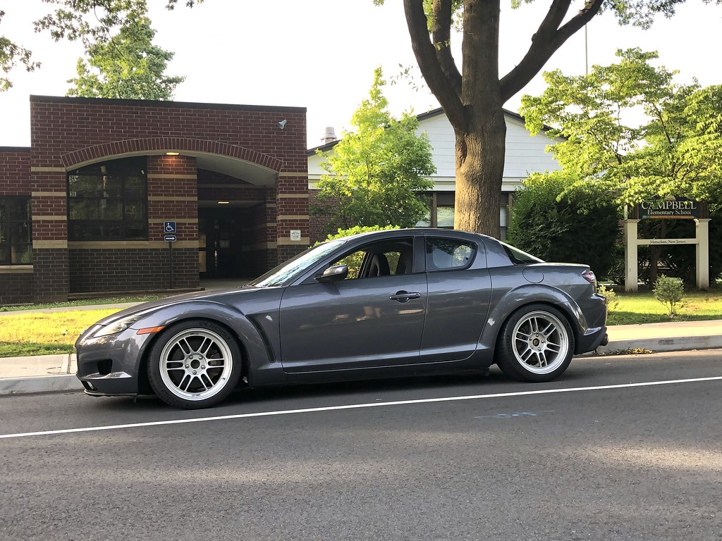 VWVortex com - My non-rotary rotary car: 2007 RX-8 with GM
