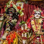 ISKCON Mayapur Deity Darshan 30 June 2019