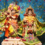 ISKCON Pune Camp Deity Darshan 01 July 2019