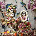 ISKCON Punjabi Bagh Deity Darshan 01 July 2019