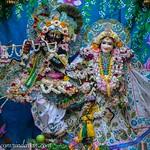 ISKCON Vrindavan Deity Darshan 01 July 2019