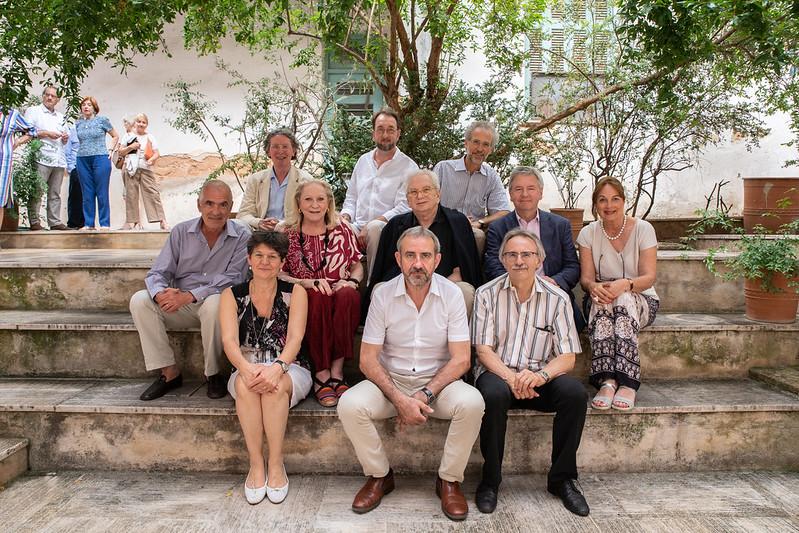 Board & Council of Europa Nostra Athens 2019