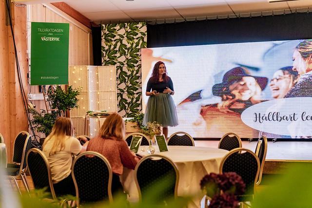 Clara Löfvenhamn, Bossbloggen Föreläsning