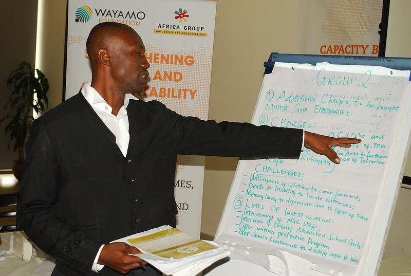 Abuja June 2019 - Capacity building workshop