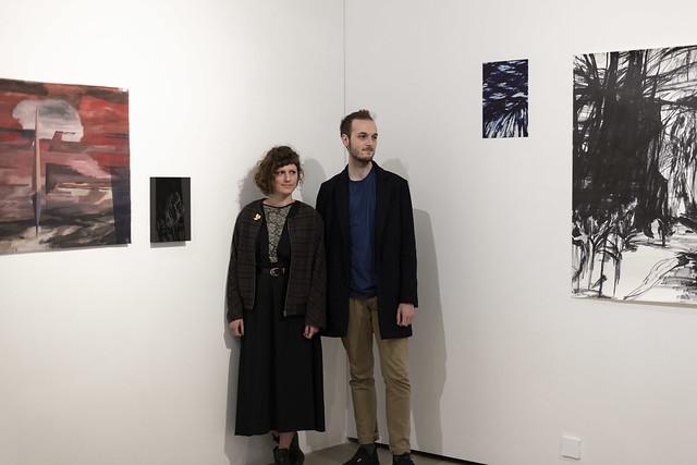 Exposición: «Habitar las rosas y otras cosas» de Anaïs Boudot y Borja Gómez