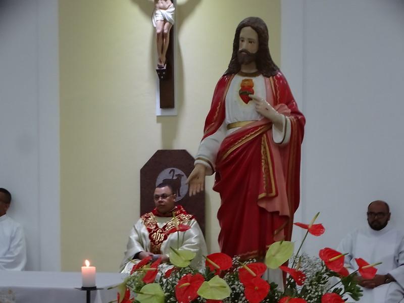 Festa e Solenidade do Sagrado Coração de Jesus