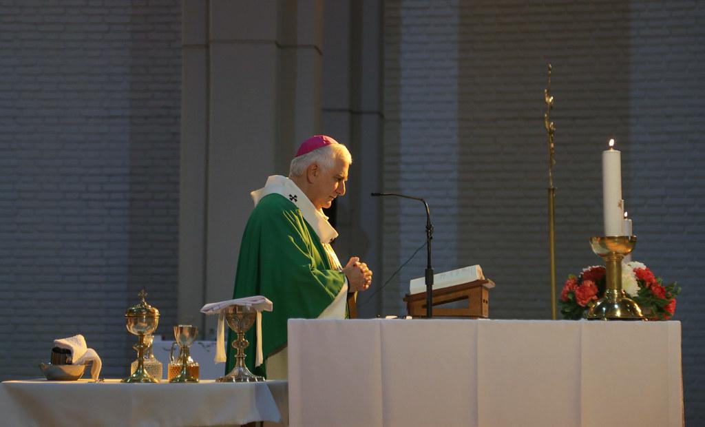 """2019-07-01 PRENSA: Santa Misa en el marco de Conmemorarse el """"45º Aniversario del Fallecimiento del ex Presidente de la Nación, Gral. JUAN DOMINGO PERON"""""""