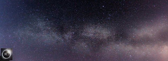 Milky Way Panorama from Oxfordshire 01/07/19