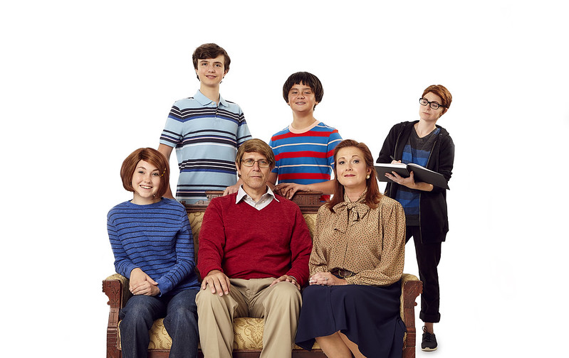 FUN HOME Publicity Photos