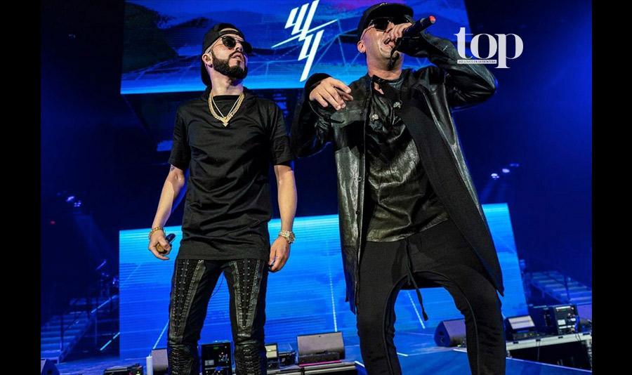 Wisin y Yandel 'Como antes'... juntos