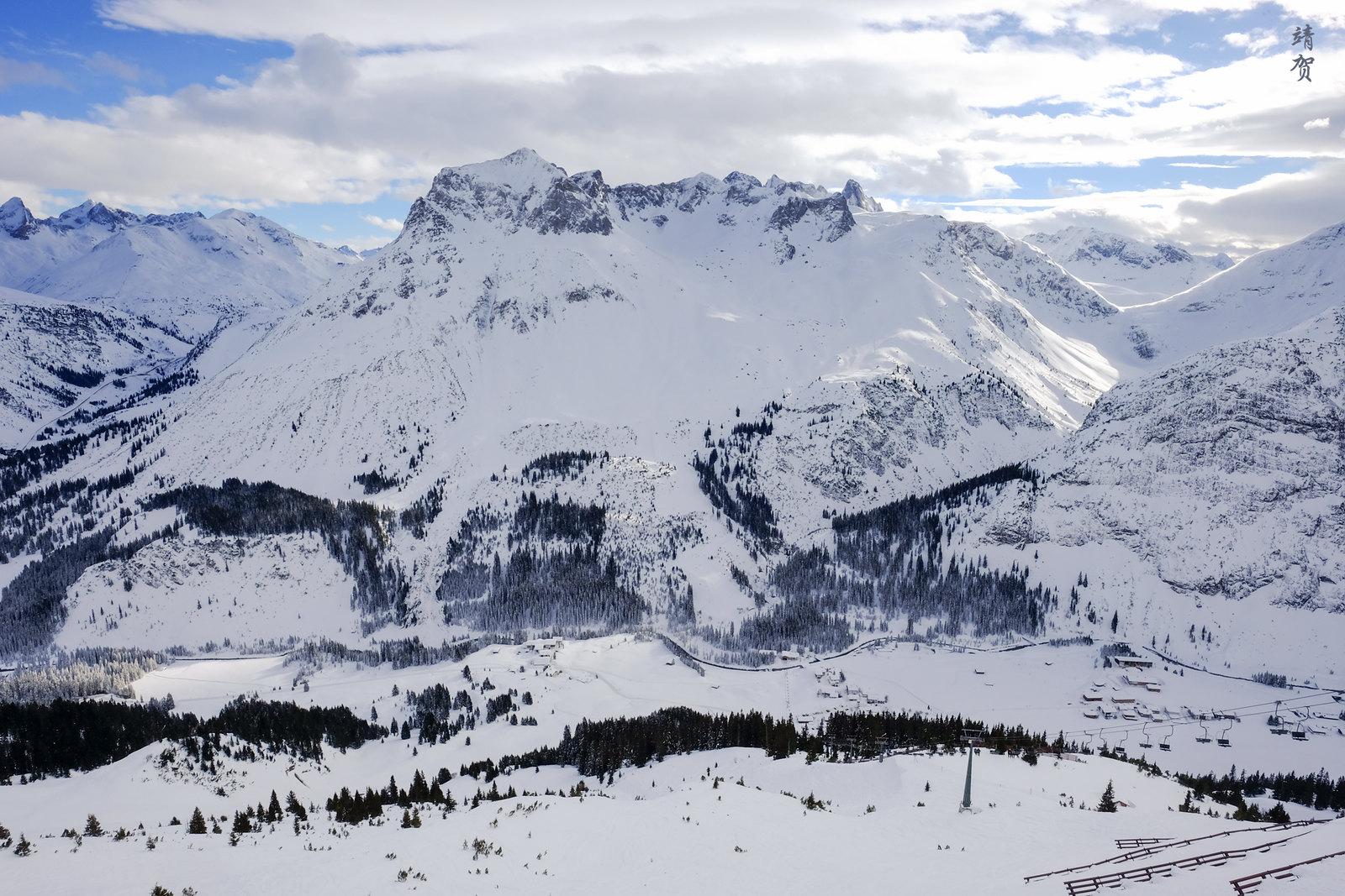 View from Balmalp