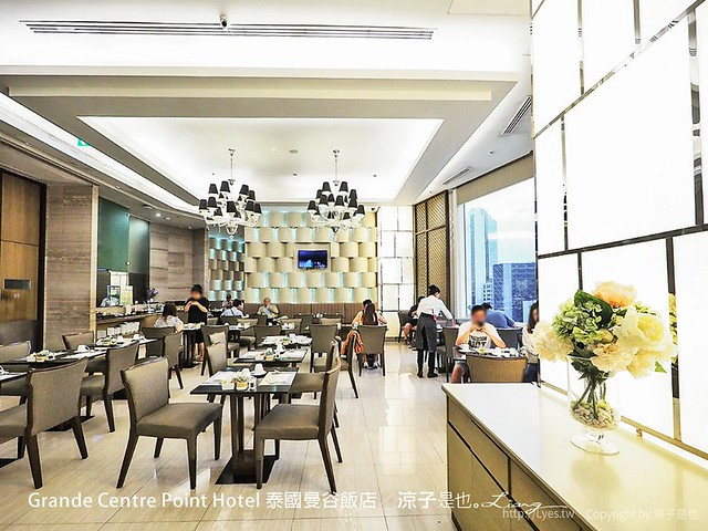 Grande Centre Point Hotel 泰國曼谷飯店Terminal 21 86