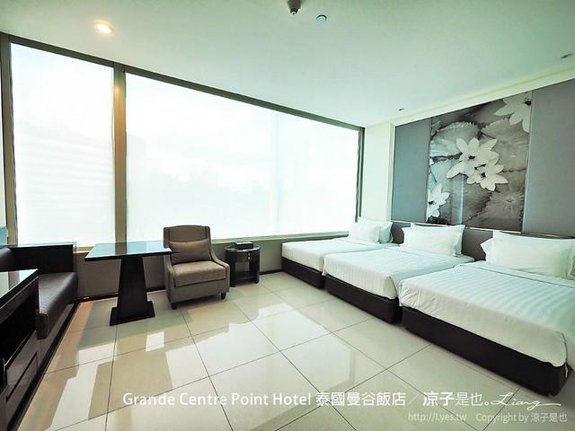 Grande Centre Point Hotel Terminal 21 泰國曼谷飯店 168