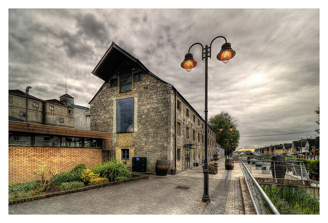 Tullamore IR - Tullamore Dew Heritage Center 06
