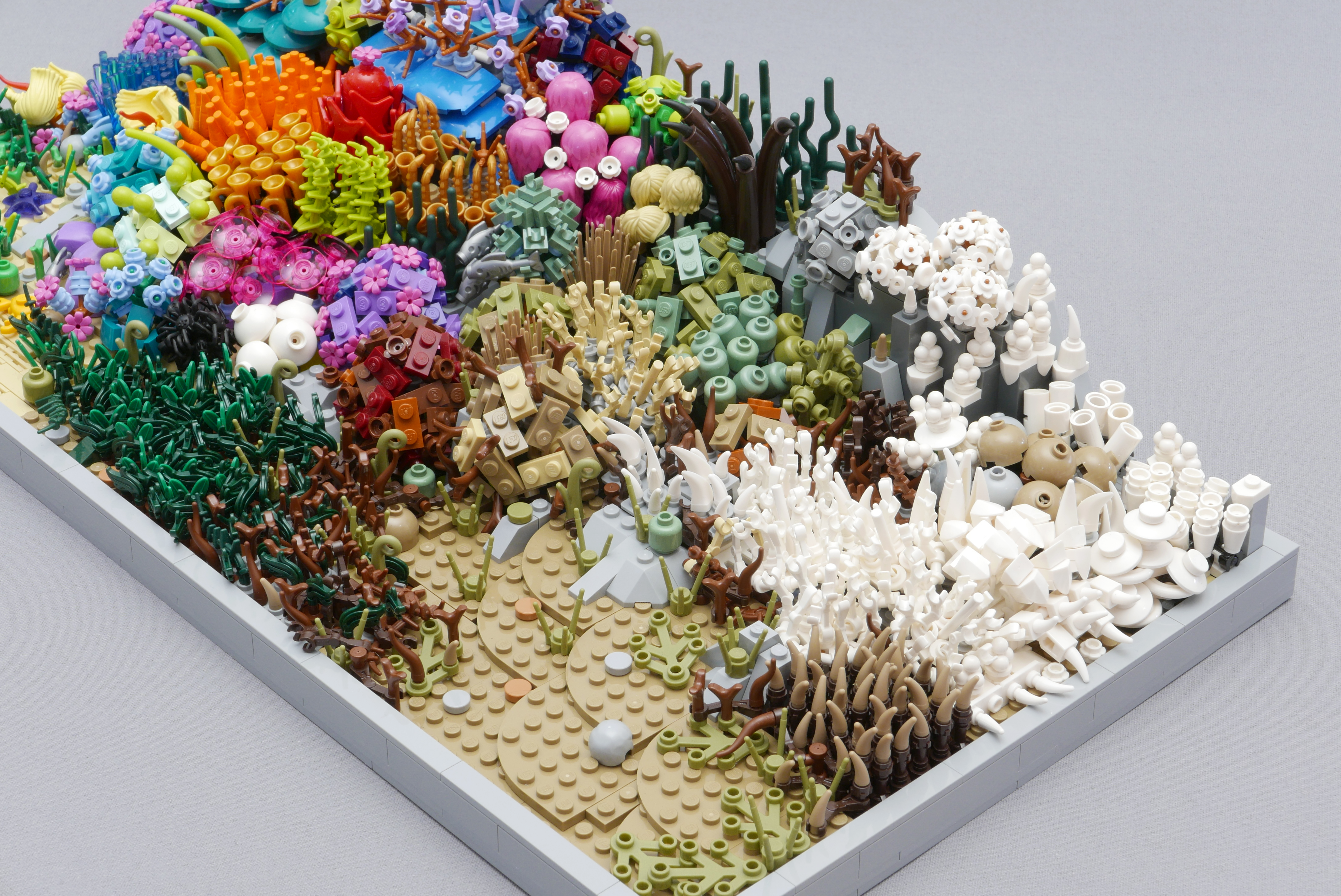 lego coral bleaching 2