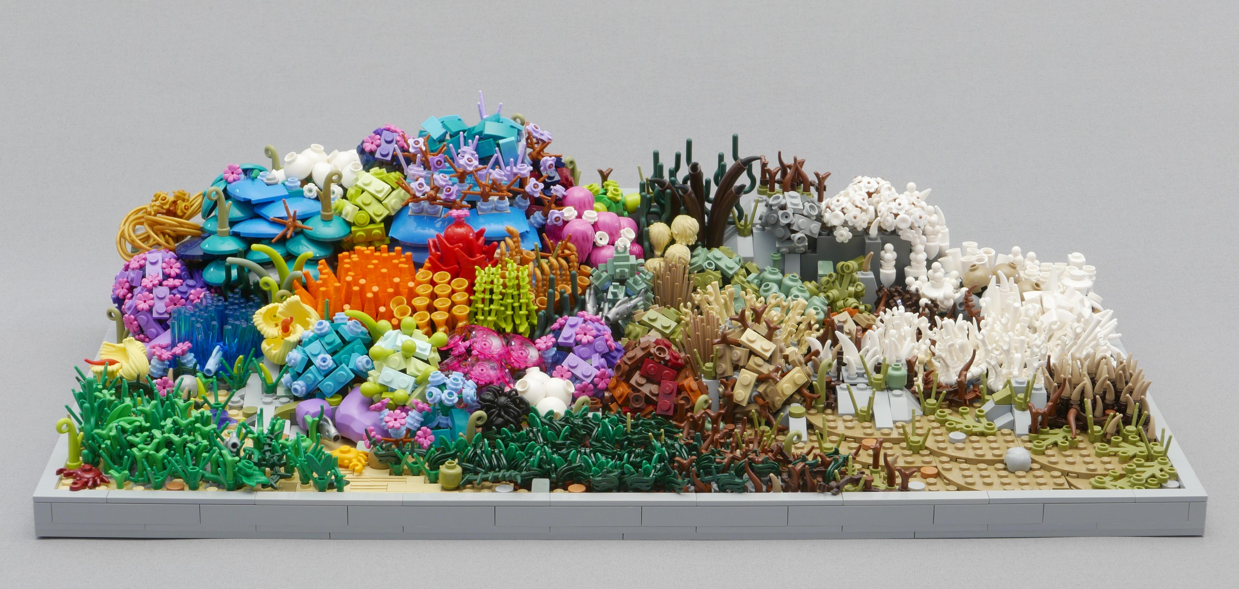lego corals
