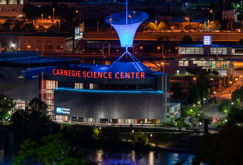 Carnegie Science Center - Pittsburgh | by Tony Webster