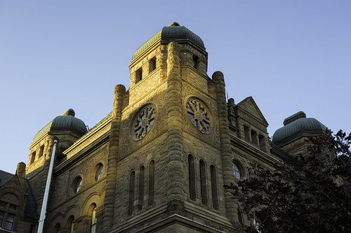 Ontario Legislative Building | by b0ssk