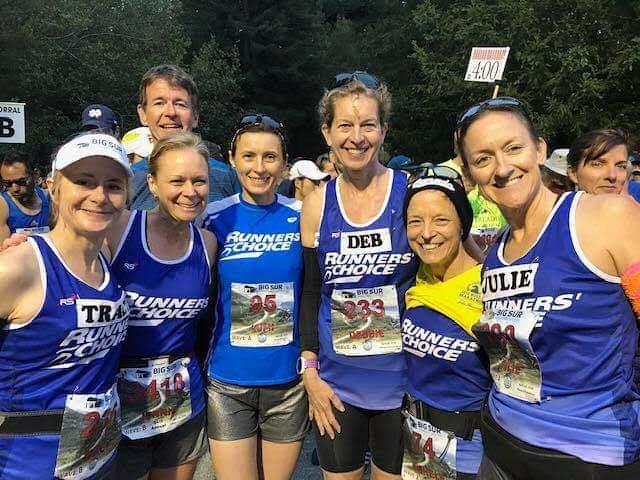 Runners' Choice fall group