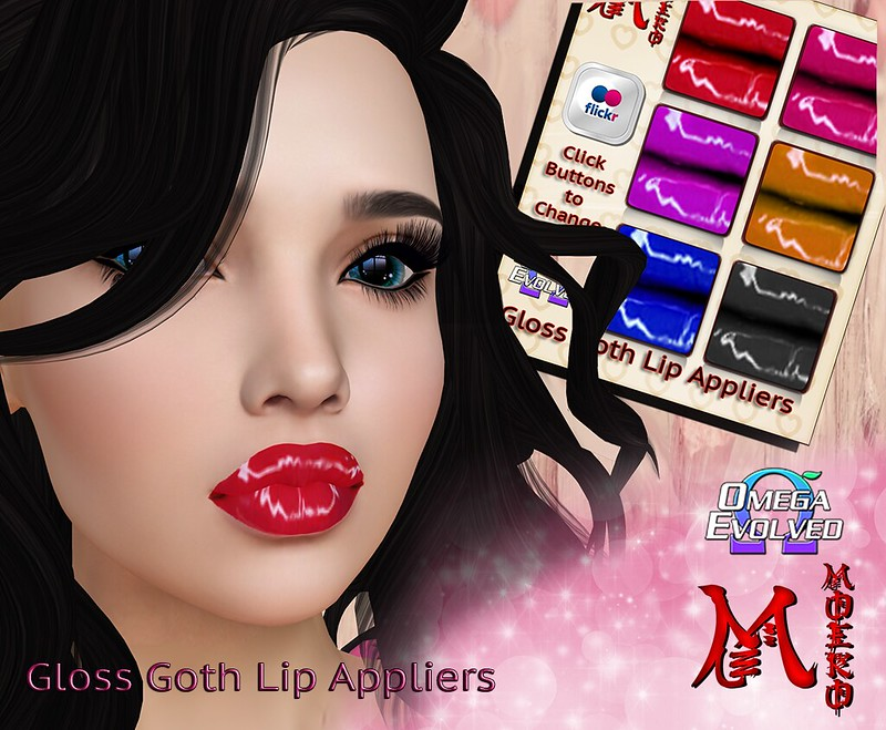 MOEKO Gloss Goth Appliers Ad1024