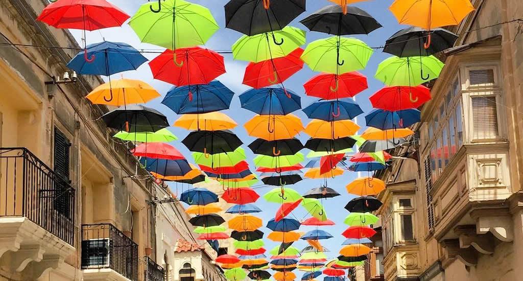 Paraplu festival in Zabbar | Malta & Gozo