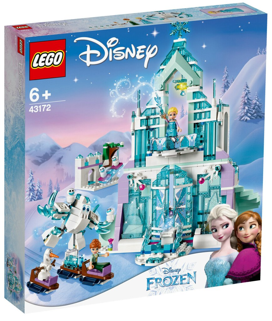 NEW Lego Disney Frozen...