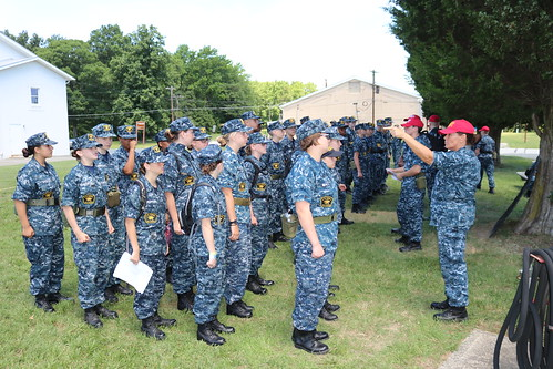 Naval Sea Cadets Corps Trains at APG - APG News