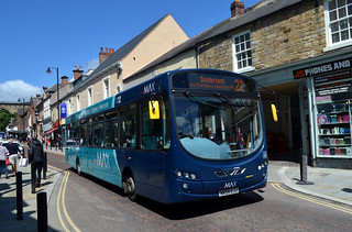 Arriva North East: 1419 / NK09EJJ | by Jimmi's Transport Photos