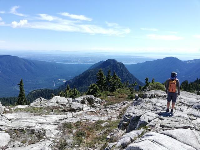 Coliseum Mountain: Metro Vancouver and beyond