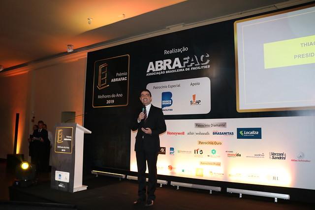 Prêmio ABRAFAC Melhores do Ano 2019