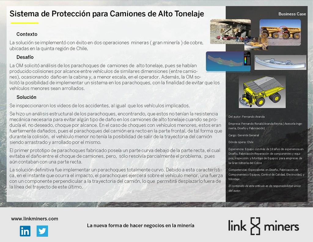 Busisness case - Camiones