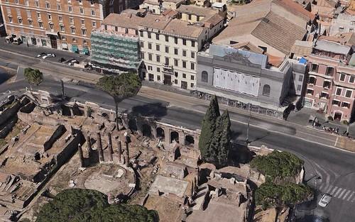 """ROMA ARCHEOLOGIA e RESTAURO ARCHITETTURA: FRANCO ASTOLFI, """"L'Area sacra di Largo Argentina,"""" FORMA URBIS ANNO X, No. 3 (03/2004): 2-13 [PDF] & Sovrintendenza Capitolina, Area Sacra di Largo Argentina (2019)."""