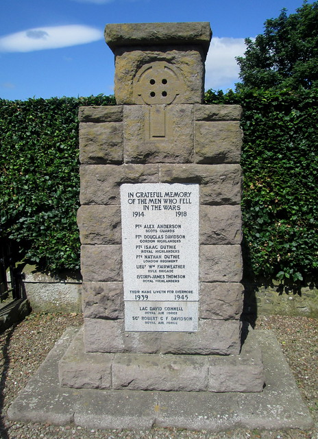 Maryton War Memorial