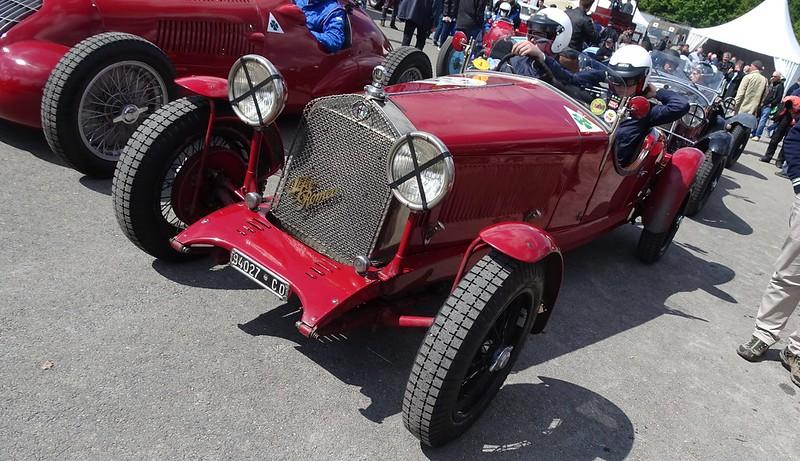 Alfa Romeo S.S. 1500/6C Compresseur 1928 -  VRM 2019 48172946141_159aa3d94d_c