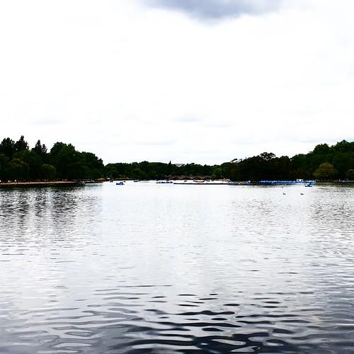 Londra: passeggiata a Hyde Park
