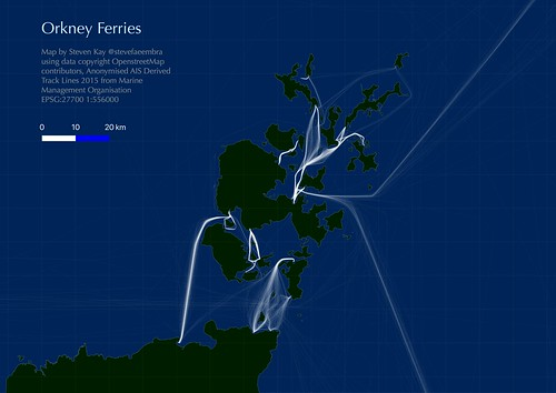 Orkney Ferry Routes