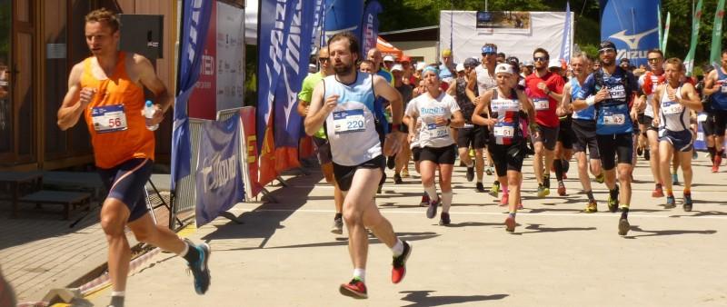 Na Ještědu jsem byl, jen ne v maratonkách