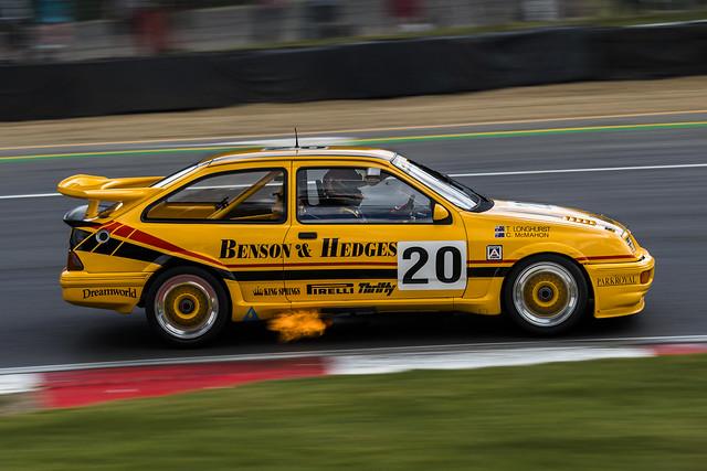 Ford Sierra Cosworth - Brands Hatch
