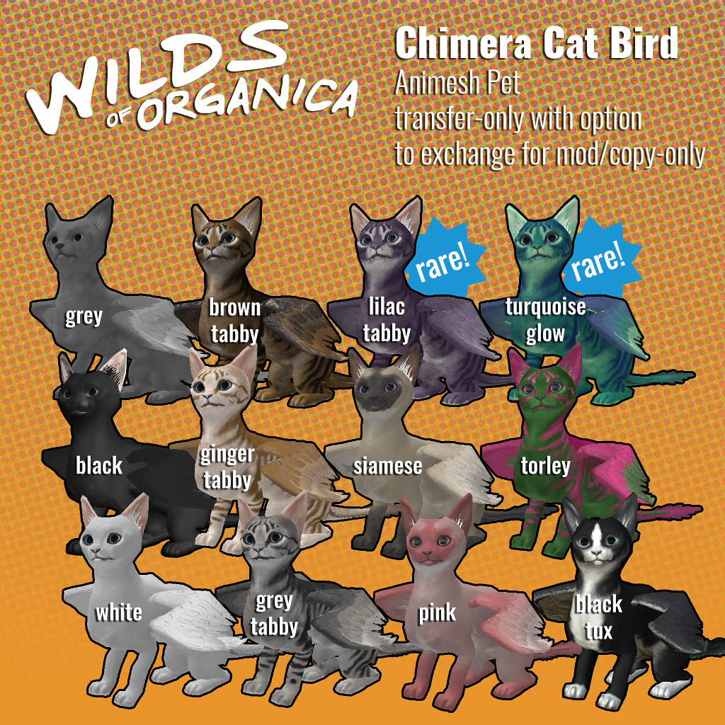 MadPea Pet Friends Fair – Wilds of Organica!